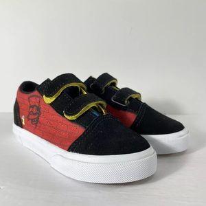 Vans x The Simpsons Old Skool V Sneakers